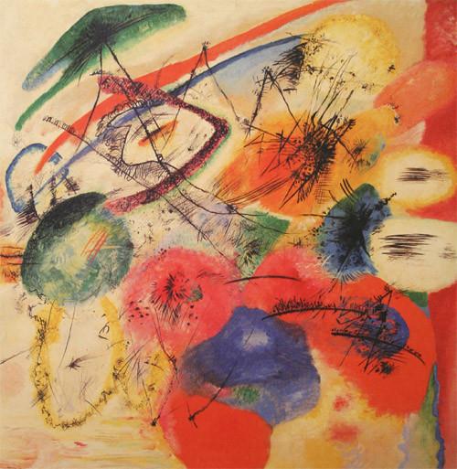 Коллекция работ В.В. Кандинского. Изображение № 21.