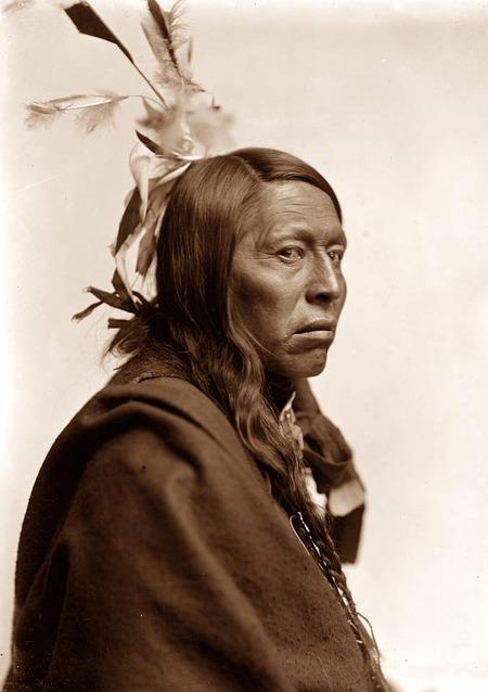 Эдвард Кертис. индейская мечта. Изображение № 6.