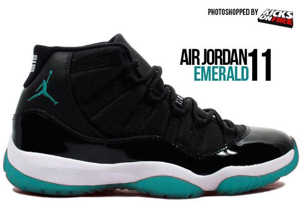 Расцветки Air Jordan, которые вы хотели бы видеть. Изображение № 7.