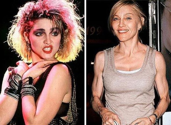 Знаменитые люди: тогда и сейчас. Изображение № 24.