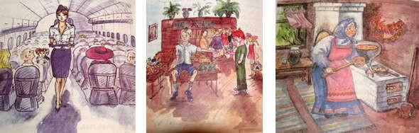 Изображение 2. Веселые рассказы для малышей.. Изображение № 2.