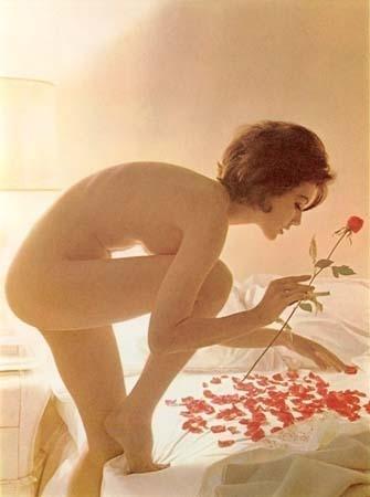 Части тела: Обнаженные женщины на фотографиях 50-60х годов. Изображение № 156.