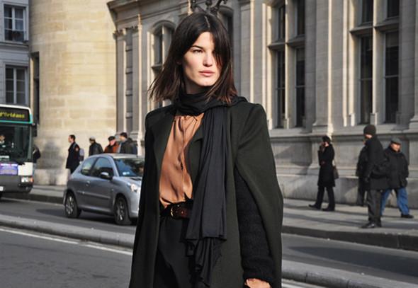 Луки с Недели моды в Париже. Изображение № 44.