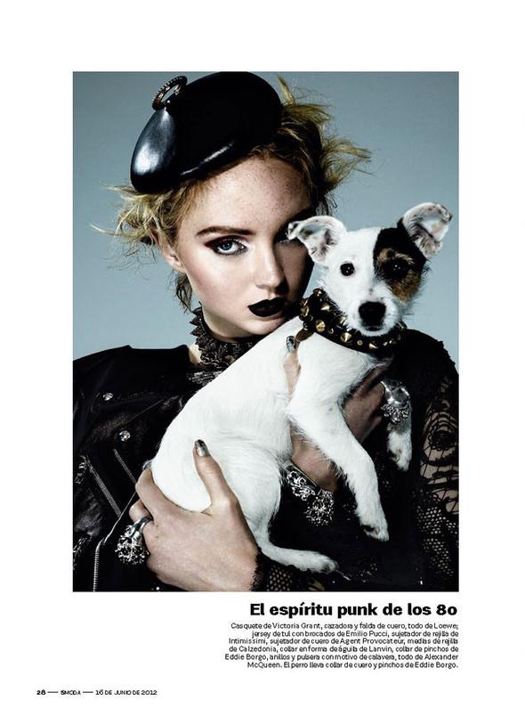 Съёмки: 25, Dazed & Confused, Vogue и другие. Изображение № 33.