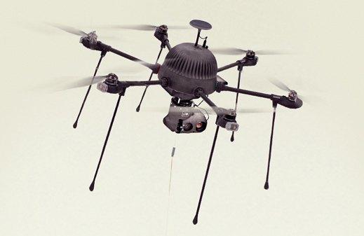 Небольшой дрон смог летать без посадки. Изображение № 1.