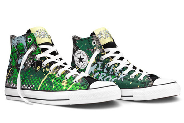 DC COMICS X CHUCK TAYLOR (WONDER WOMAN). Изображение № 2.