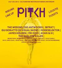 Фестиваль Pitch в Амстердаме: Танцы на бывшей фабрике, велотуры и Северное море. Изображение № 8.