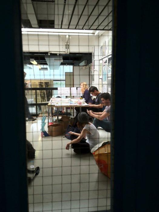 Работы лондонских студентов: Кингстонский университет. Изображение № 1.