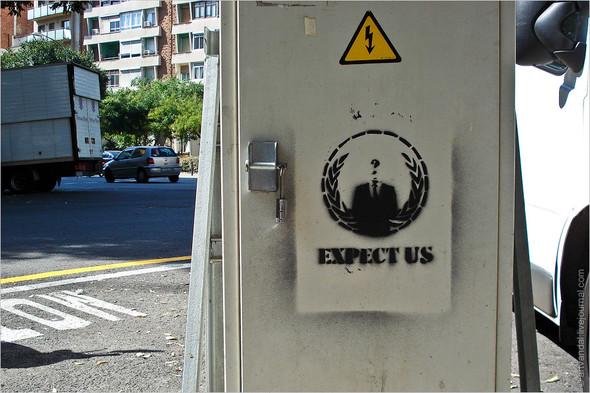Стрит-арт и граффити Барселоны, Испания. Изображение № 11.