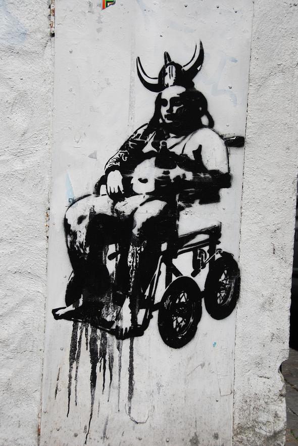 Street ArtinBergen. Изображение № 15.