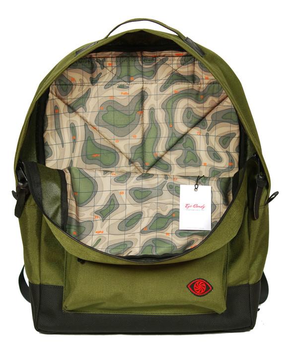 Унести все: рюкзаки и сумки марки EYE CANDY. Изображение № 17.