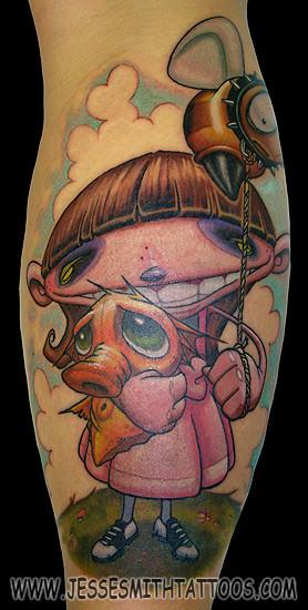 Jesse Smith Tattoo. Изображение № 14.