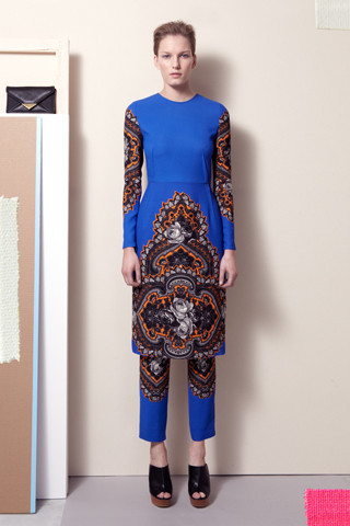 Stella McCartney Pre-Fall 2012. Изображение № 20.