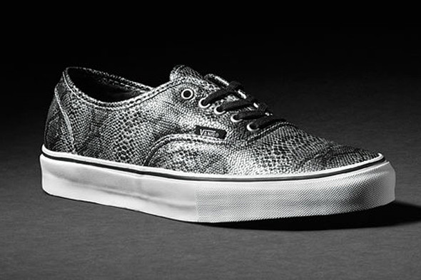 VANS SYNDICATE AVE + DILL PACK. Изображение № 1.