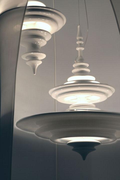 Лампы на Миланской Неделе Дизайна 2010. Изображение № 26.