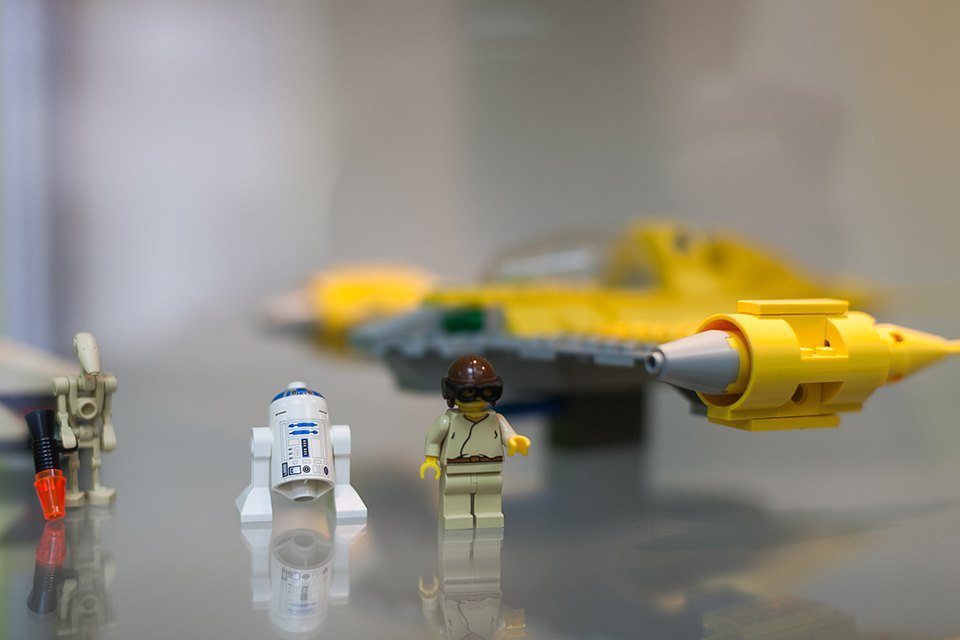 Как выглядит первый музей LEGO в Санкт-Петербурге. Изображение № 10.