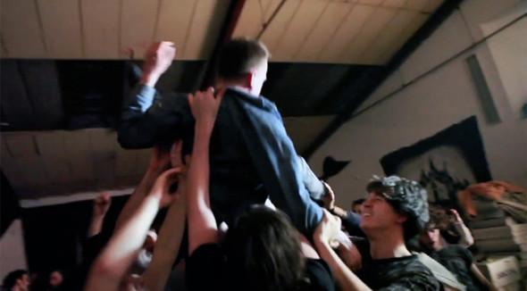 Спиды, технопати и дом Гая Ричи: Как я снимал документальное кино о лондонских сквоттерах. Изображение № 8.