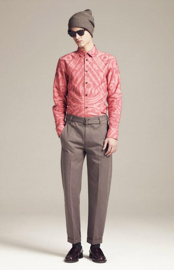 Изображение 13. Лукбук: Marc Jacobs Menswear FW 2011.. Изображение № 13.