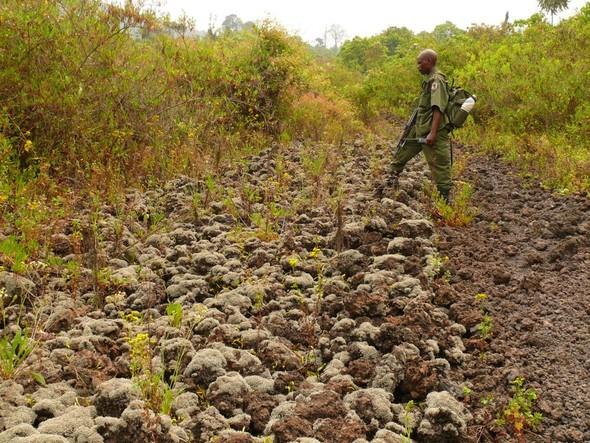 К центру Земли: вулкан Нирагонго в Демократической Республике Конго. Изображение № 5.