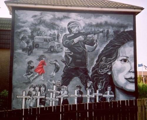 Граффити Ольстера. Изображение № 52.