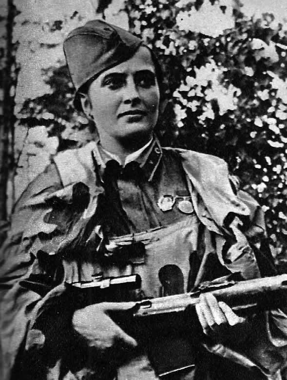 Женщины на войне. Изображение №7.