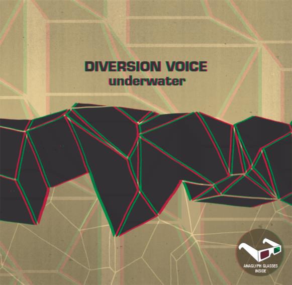 Группа DIVERSION VOICE выпустила альбом UNDERWATER. Изображение № 4.