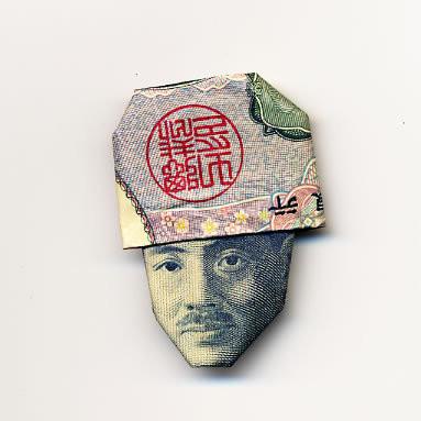 Изображение 6. Как одеть лицо на купюре в шляпу?.. Изображение № 6.