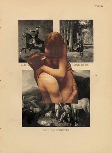 Изображение 4. Выставка: International Weird Collage Show.. Изображение № 4.