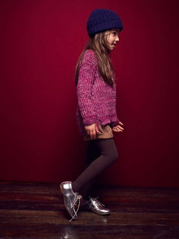 Кампания: Zara Kids FW 2011. Изображение № 8.