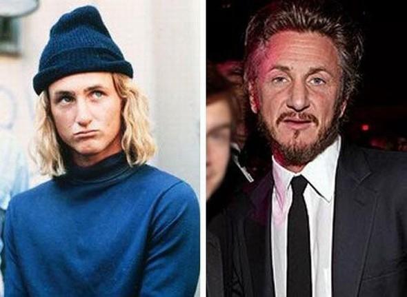 Знаменитые люди: тогда и сейчас. Изображение № 22.