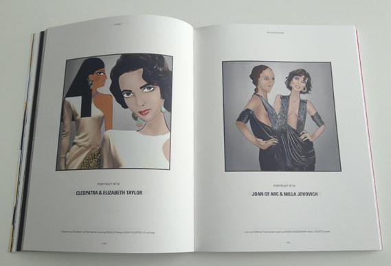 Журнал о моде Herself: только иллюстрации и никаких фотографий. Изображение № 9.