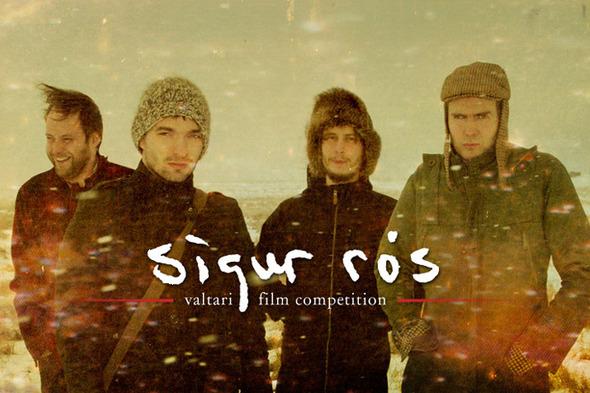 Твое видео для легендарной группы Sigur Rós . Изображение № 1.