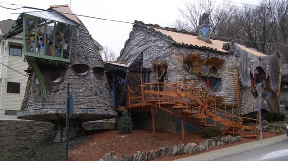 Оригинальная архитектура. Необычные здания. Изображение № 25.