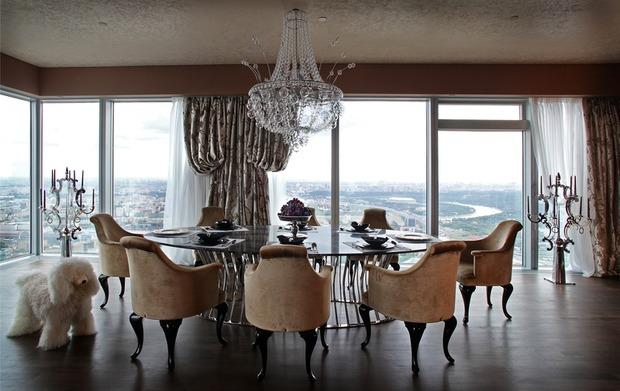 Компания Vesper представила апартаменты с интерьерами Premium-класса. Изображение № 2.