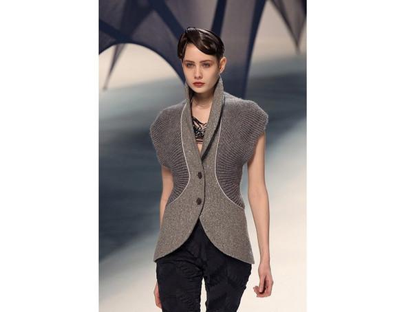 Японский вклад в haute couture. Изображение № 24.
