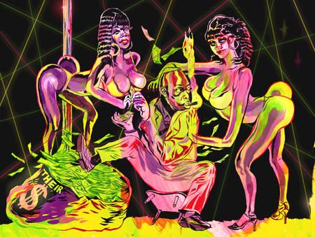 Бруклинские краски Джеймса Благдена. Изображение № 6.