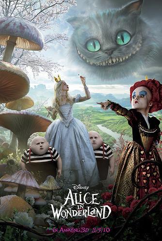 """По мотивам """"Алисы в Стране Чудес"""" Тима Бартона. Изображение № 1."""