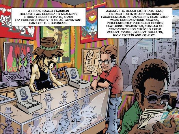 12 лучших комиксов осени. Изображение № 25.