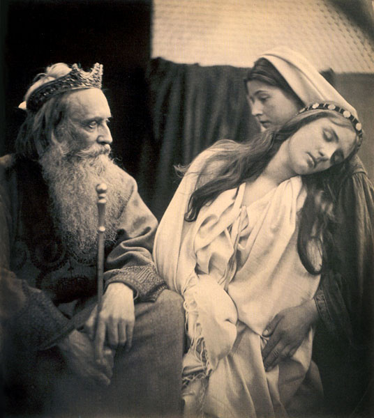 История фотографии: Джулия Маргарет Кэмерон. Изображение № 22.