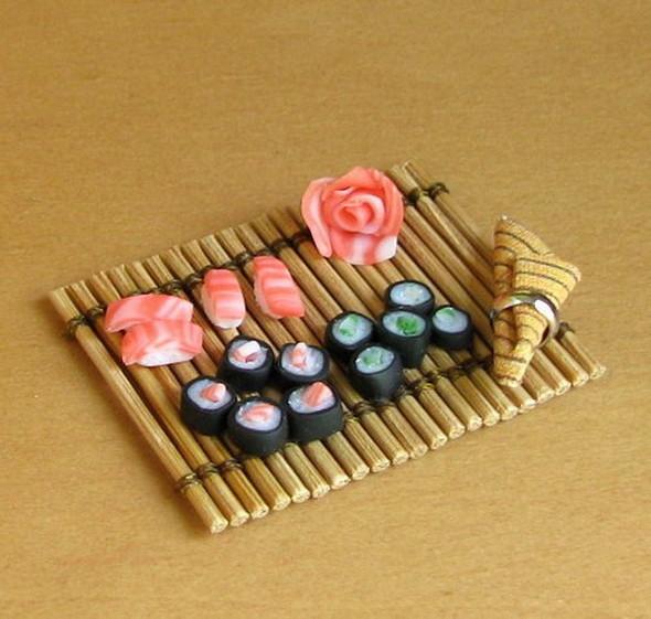 Еда в миниатюре. Изображение № 15.