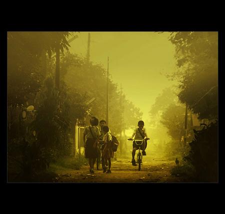 Загадочно-туманный Teuku Jody Zulkarnaе. Изображение № 20.