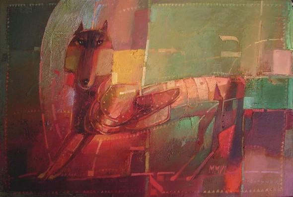 Украинский художник Александр Антонюк. Изображение № 5.