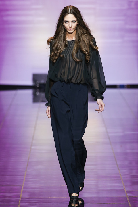 Masha Tsigal Autumn/Winter 12-13 Volvo Fashion Week. Изображение № 27.
