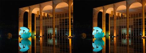 Главные здания Оскара Нимейера —теперь и в 3D. Изображение № 7.