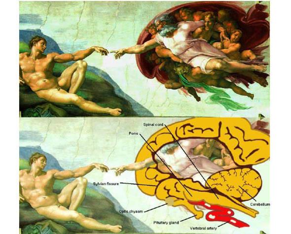 Необычные наблюдения в предметах искусства. Изображение № 2.