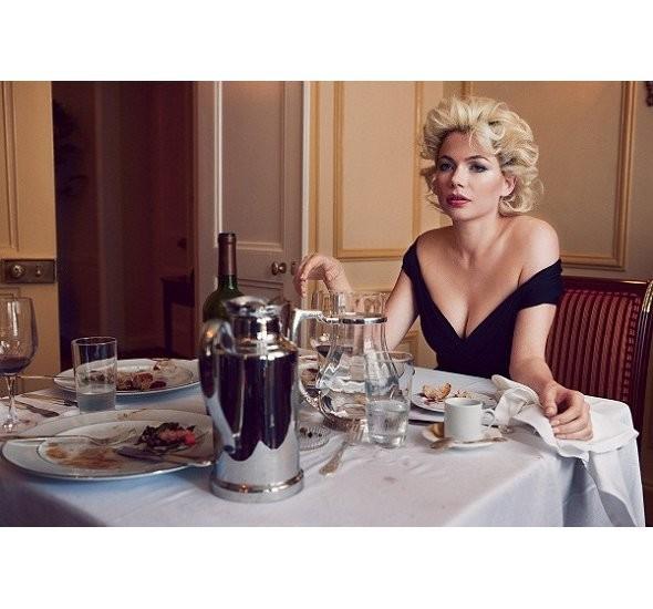 15 съёмок, посвящённых Мэрилин Монро. Изображение №104.