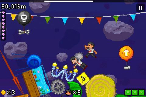 Игра от Gorillaz и войны будущего для iPhone iPod touch. Изображение № 5.