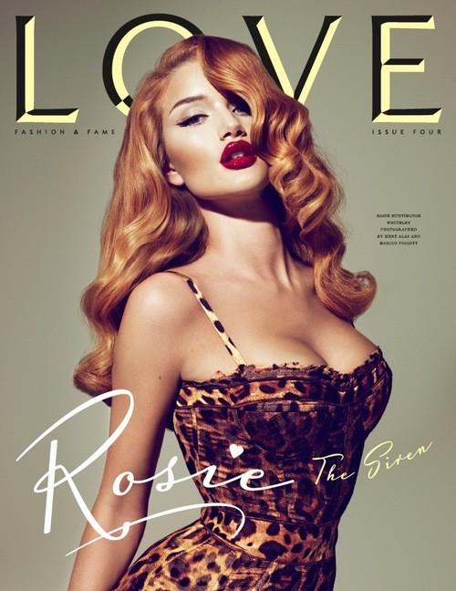 8 обложек четвёртого номера LOVE Magazine. Изображение № 1.