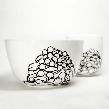 Графическая посуда. Изображение № 12.