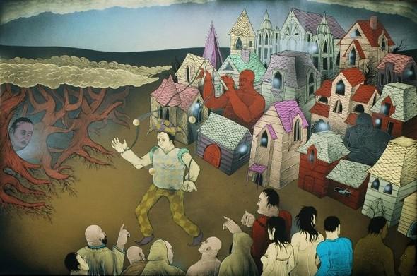Новые имена: 30 художников, которых будут обсуждать в 2012-м. Изображение № 108.